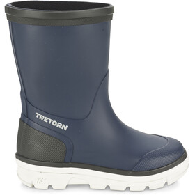 Tretorn Kids Aktiv Rubber Boots Navy/Grey